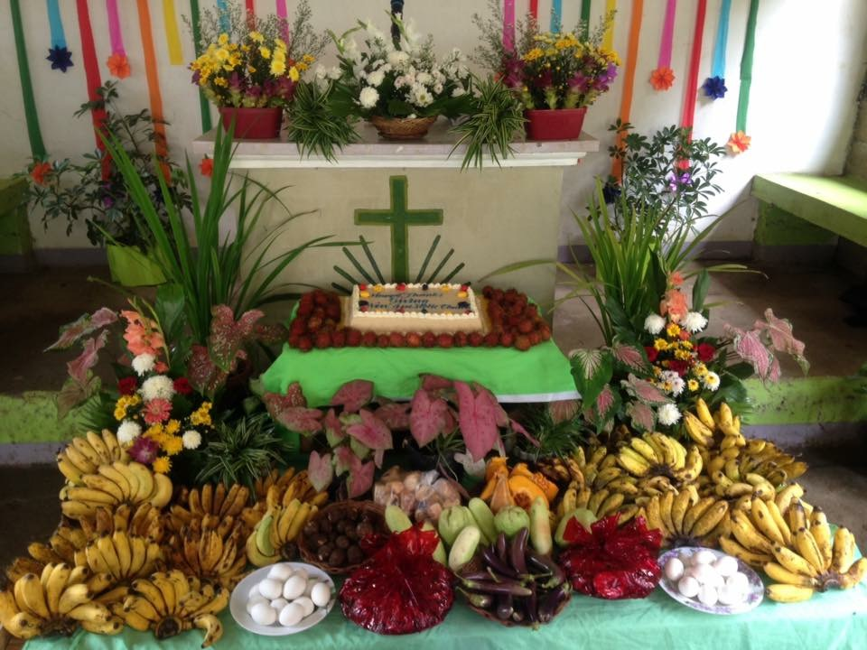 The Art of Thanksgiving in the Philippines » The New